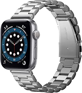 Spigen Modern Fit Designed For Apple Watch Band for 42mm/44mm Series 6/SE/5/4/3/2/1 - Silver