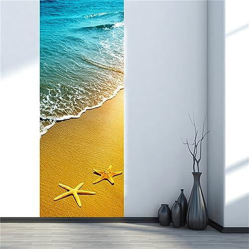 Beach Decals For Doors Amazon Com