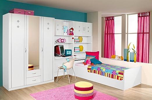 jugendzimmer komplett m dchen. Black Bedroom Furniture Sets. Home Design Ideas