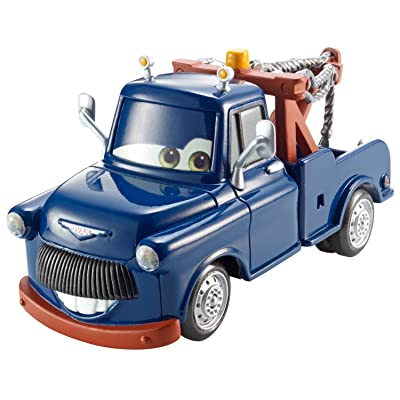 Disney Pixar Cars 2013 Maters Die-Cast Ivan Mater 2/6 1:55 Scale: Toys & Games