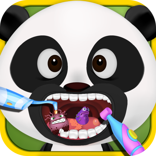 Dentist Pet Clinic Kids Games : be the best dentist ! - Pet Clinic