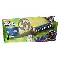 Las Tortugas Ninja 2 - Leonardo Katana - Juego de rol, de 3 de los Accesorios del Traje