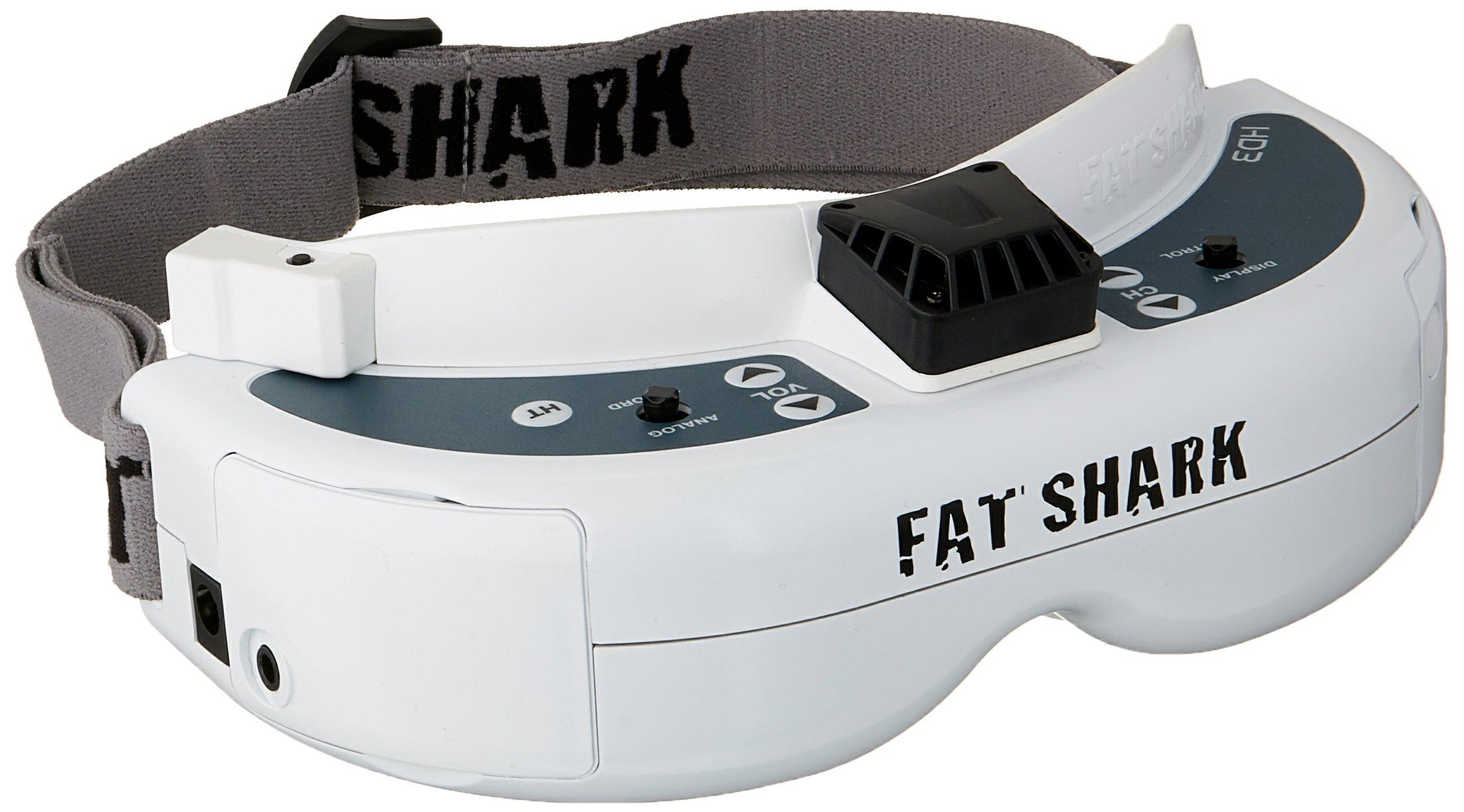 Fat Shark FSV1076 Dominator HD3 Toy Hobby Rc Vehicle Accessories