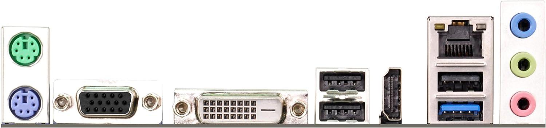 ASRock Motherboard Micro Q1900M