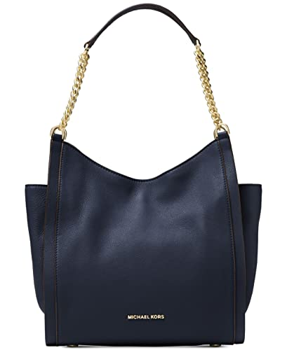 77d1308315e553 Amazon.com: Michael Michael Kors Newbury Medium Chain Shoulder Tote: Shoes