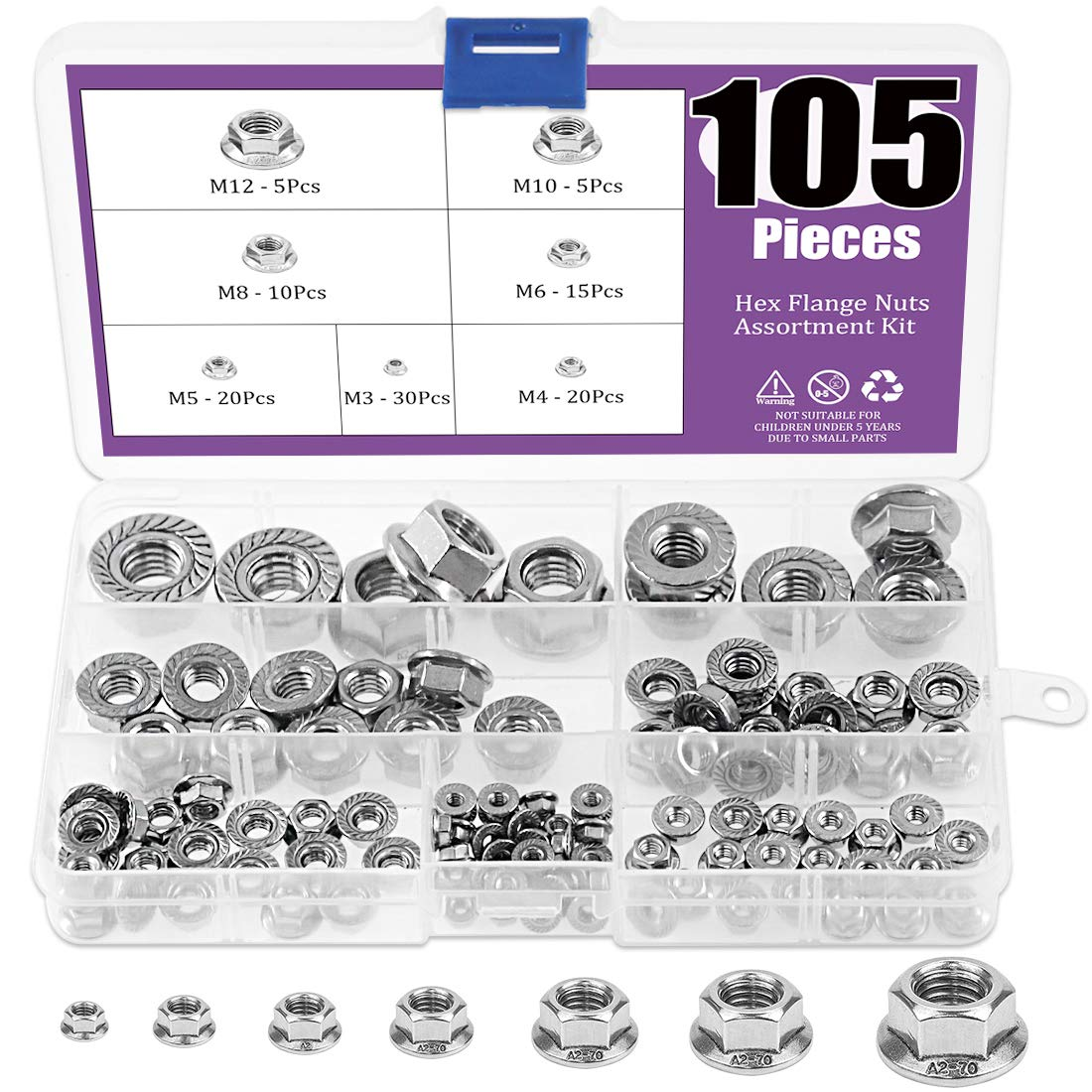 HEXAGON WELD NUTS A2 STAINLESS STEEL FIT METRIC M3 M4 M5 M6 M10 M12 BOLTS,SCREWS