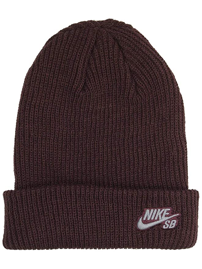 wholesale dealer 3000a 2b40e Amazon.com  NIKE Unisex Fisherman Beanie  Sports   Outdoors