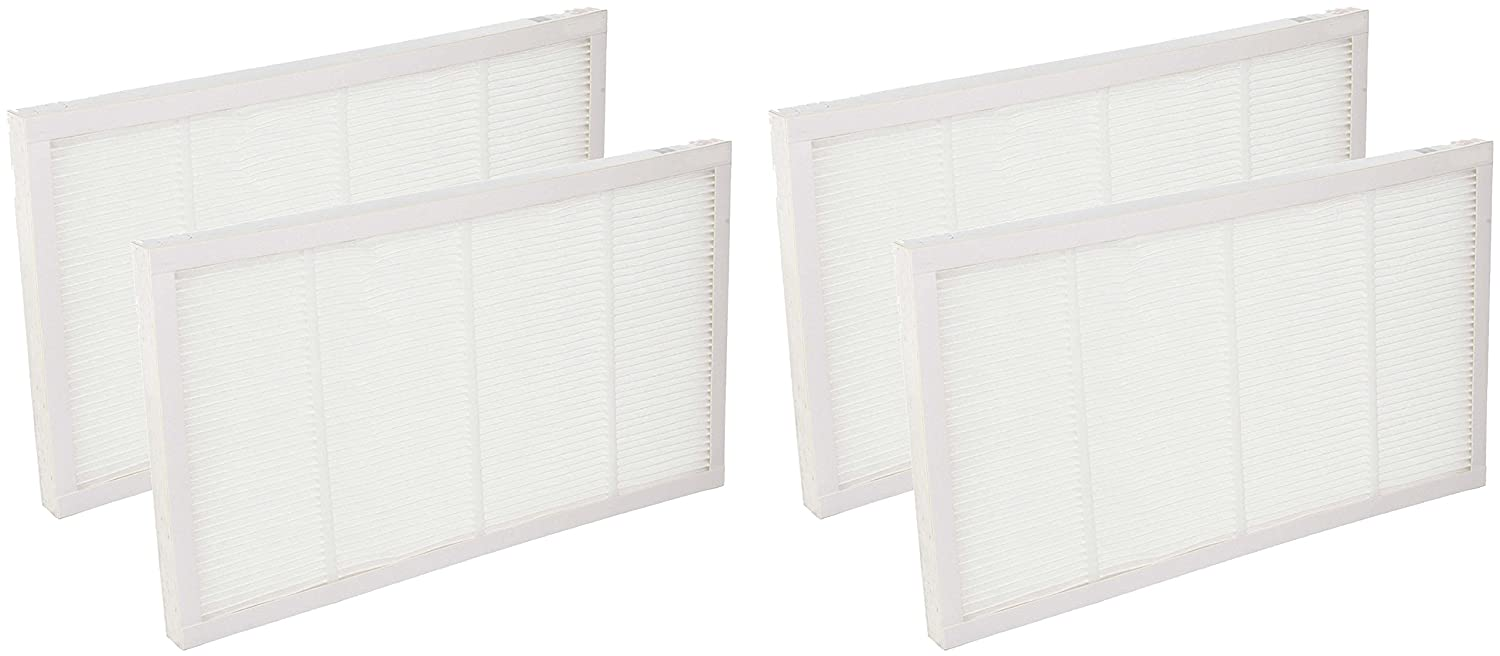 Nispira Compatible Filter Replaces Filtrete 3M Ultra Air Cleaning Filter FAPF02 FAPF024 for Purifiers FAP01-RMS and FAP02-RMS 4 Packs