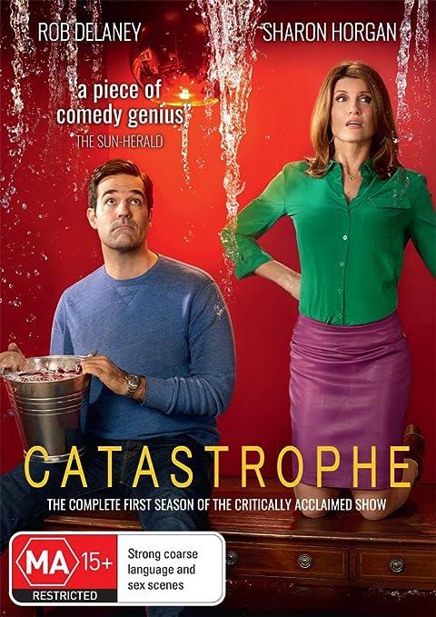Amazon.com: Catastrophe - Series 1 DVD: Sharon Horgan, Mark Bonnar ...