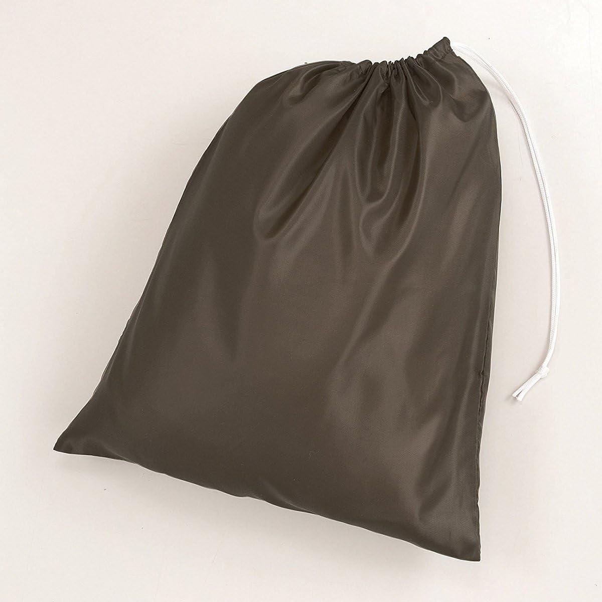 Hair Cutting Cape Adult Foldable Hair Cutting Cloak Umbrella for Salon Barber Special Hair Styling Accessory (Khaki)