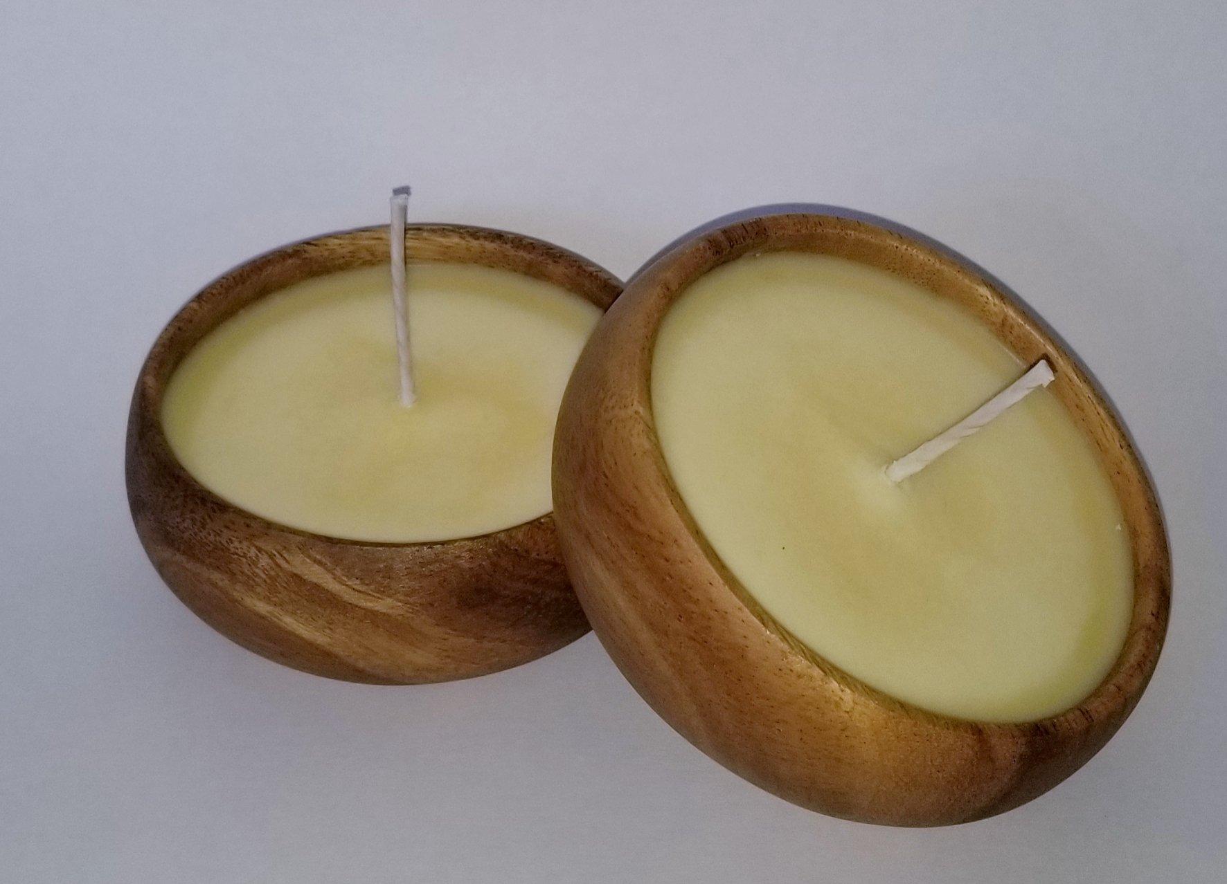 Hawaiian Soy Wax Candles: Pikake/Gardenia