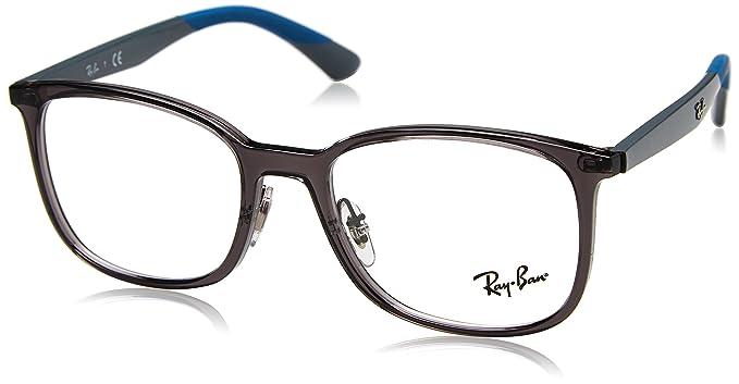 3bdb883c142 Ray-Ban Men s 0RX 7142 5760 52 Optical Frames