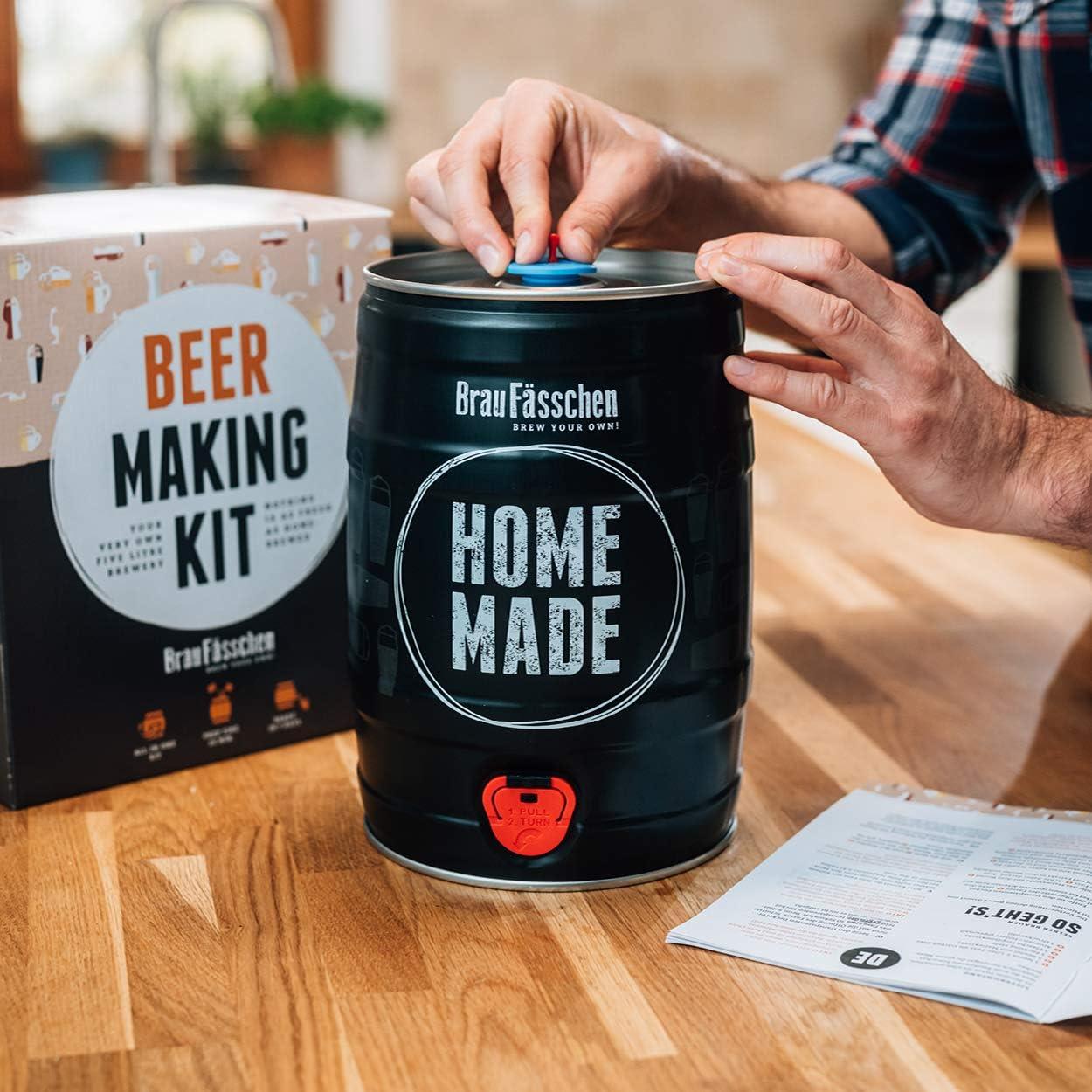 Kits de elaboración de cerveza: comparativa