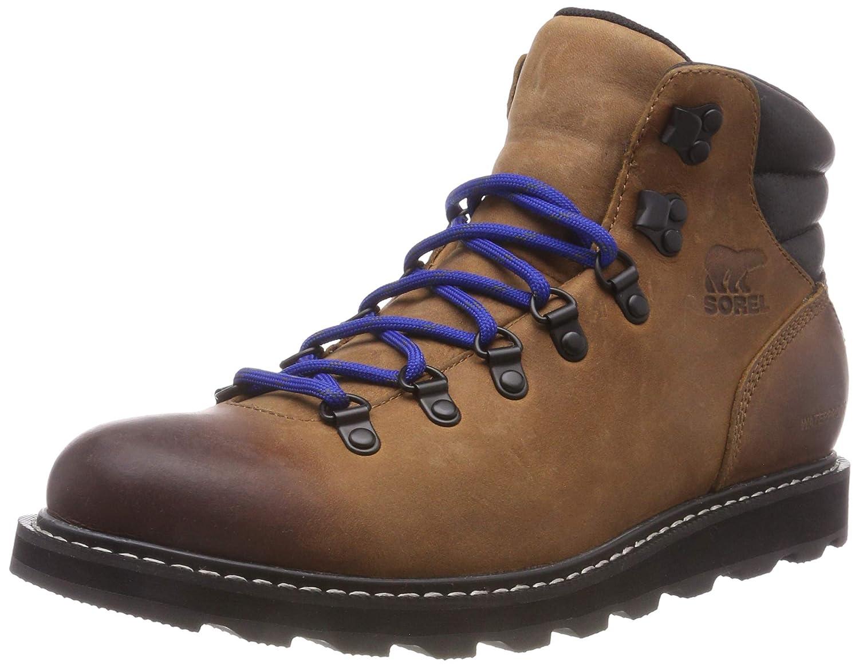 5678a3924bc Amazon.com | Sorel Madson Hiker Waterproof Boot - Men's | Hiking Boots