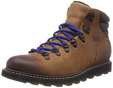 6bf3b1f0efe Amazon.com | Sorel Madson Hiker Waterproof Boot - Men's | Hiking Boots