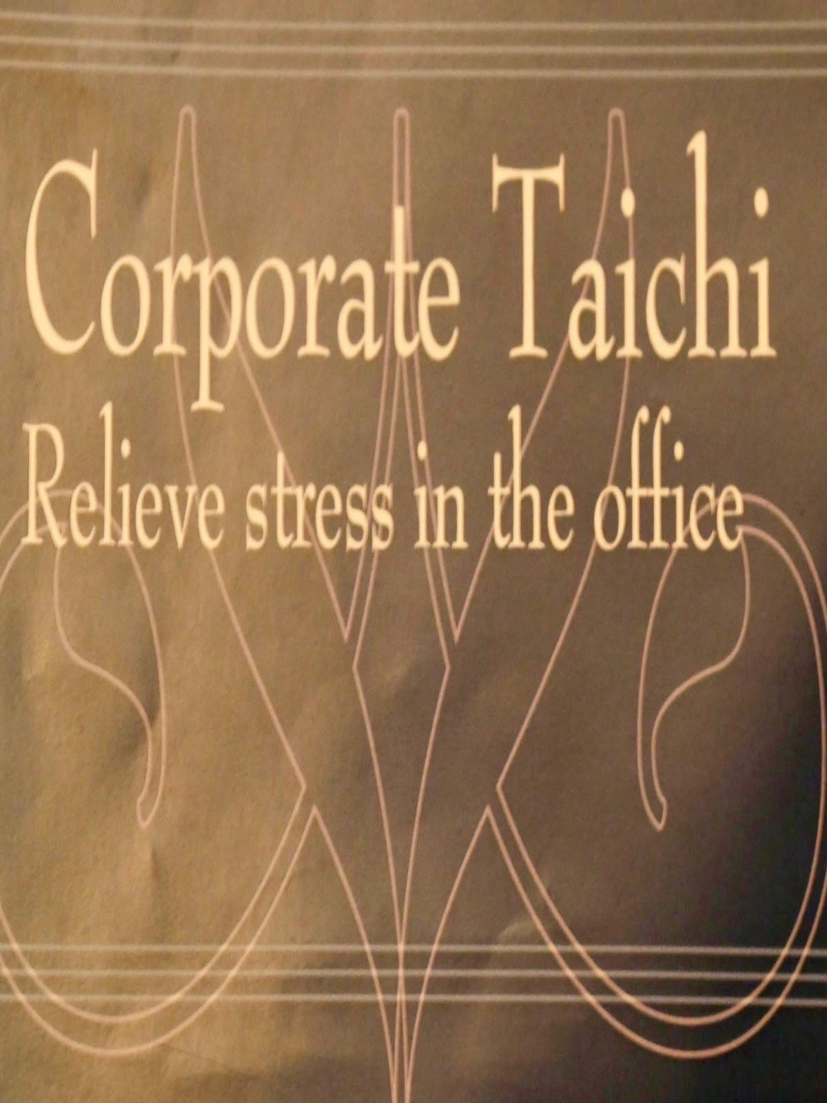 Corporate Taichi