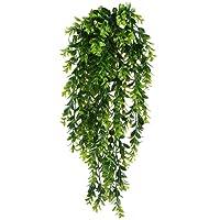 MIHOUNION pianta artificiale cadente piante rampicanti finte artificiale