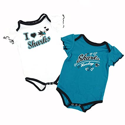 808a7ae4b Amazon.com   Outerstuff San Jose Sharks NHL (2) Piece Team Color ...