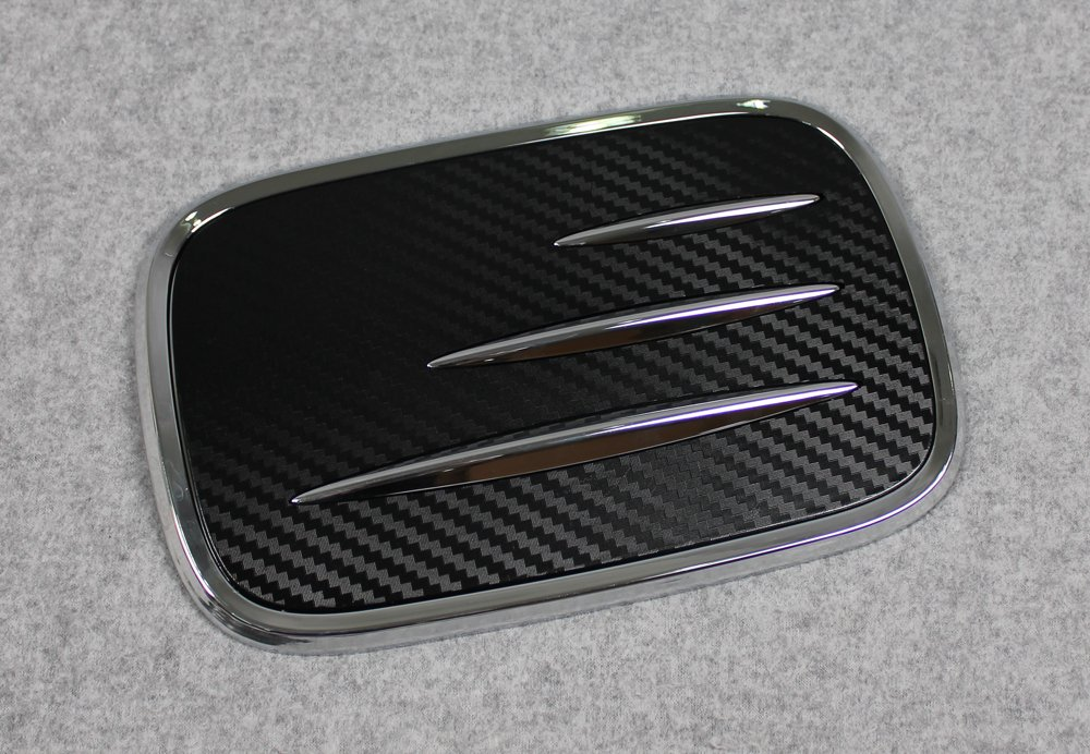 Beautost For Honda 2017 2018 2019 CR-V CRV Fuel Gas Door Tap Tank Cover Trim Kate Wenzhou automobile supplies factory