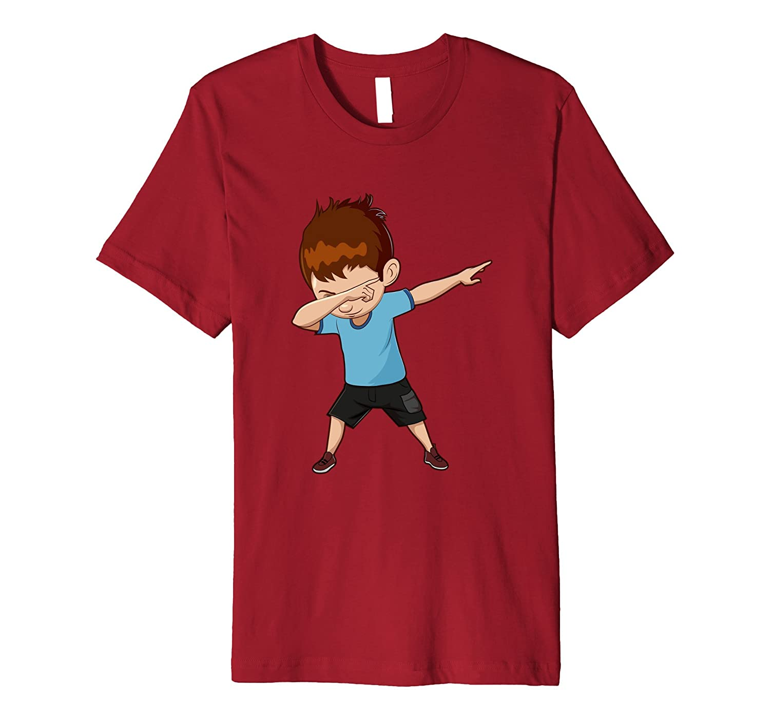 Boys soccer shirts funny soccer dab shirt boy dabbing for Boys soccer t shirts