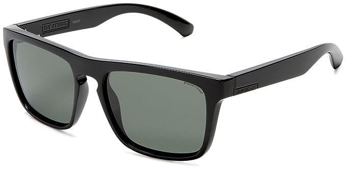 3be4f6ec0c Quiksilver Men's Ferris Polarized Sunglasses,Black Frame/Ocean Lens,one size