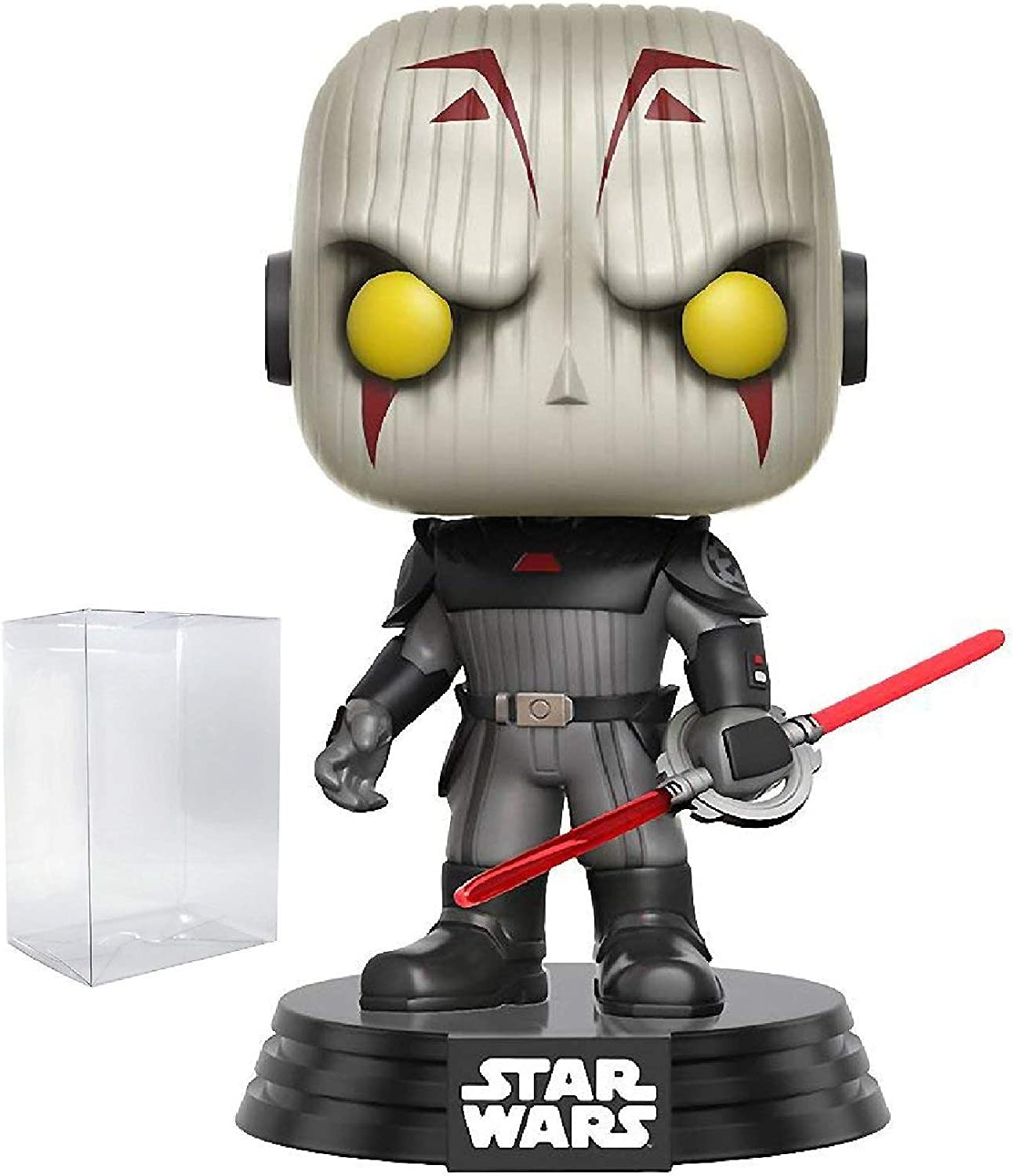 Funko Pop! Star Wars Rebels: The Inquisitor # 166 (Walmart ...
