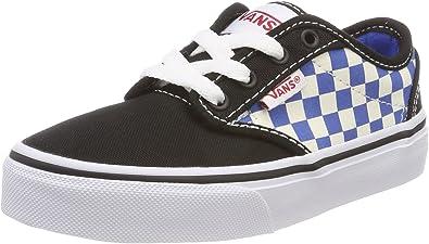 zapatillas vans niños 34