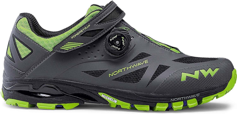 Northwave Spider Plus 2 Zapatos de Bicicleta de montaña Anthra ...