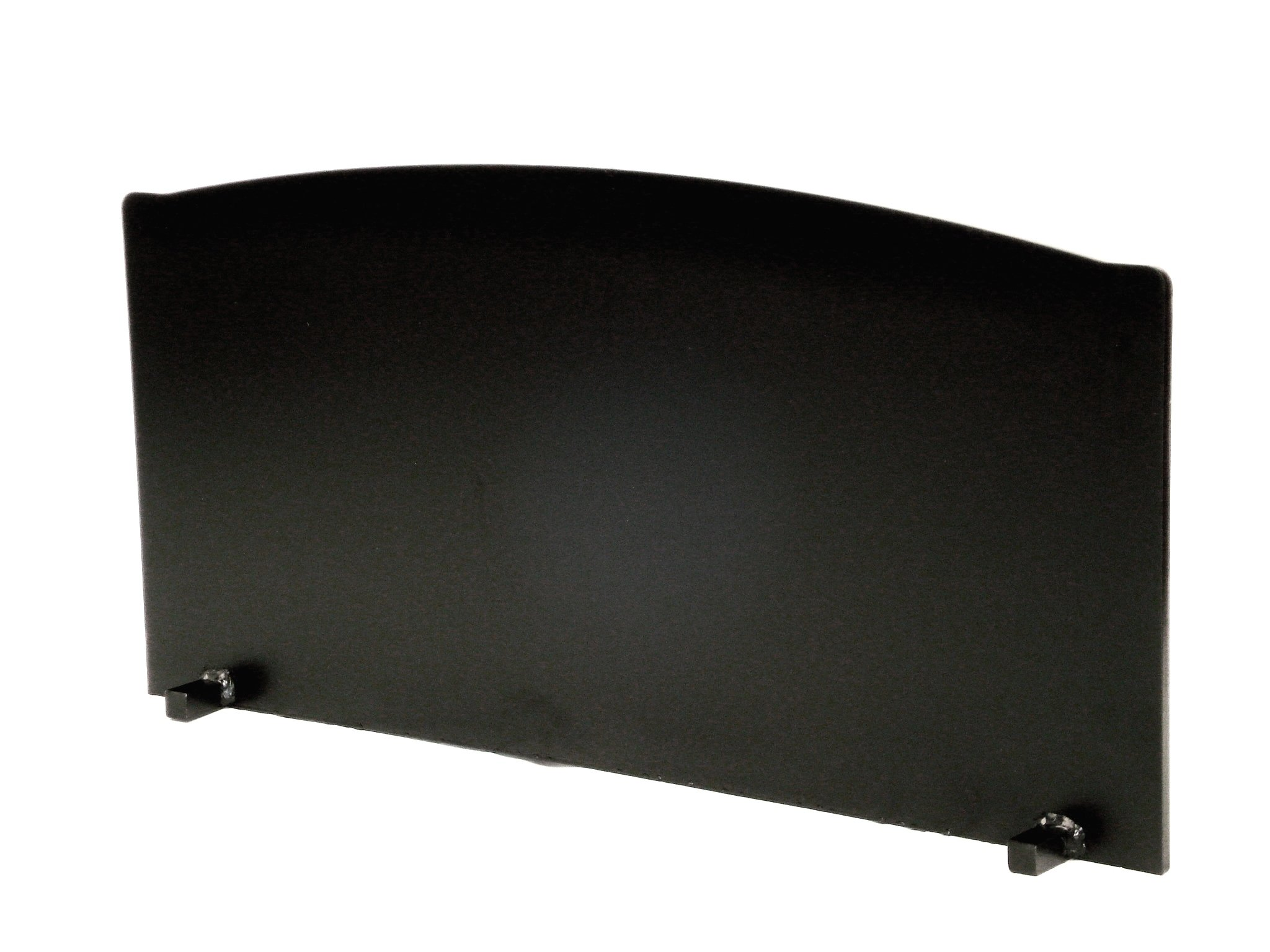 Grate Wall of Fire Model RF-7 Reflective Fireback 31'' Wide, 15 1/2'' Tall. by Grate Wall of Fire
