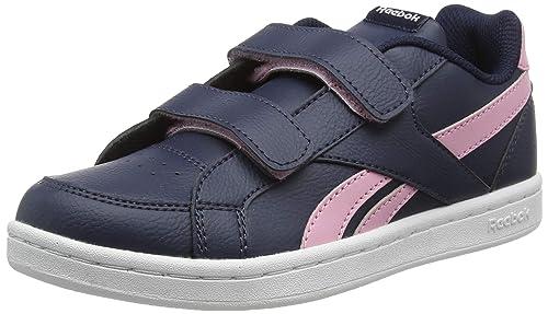 Reebok Royal Prime Alt, Zapatillas de Deporte para Niñas: Amazon.es: Zapatos y complementos