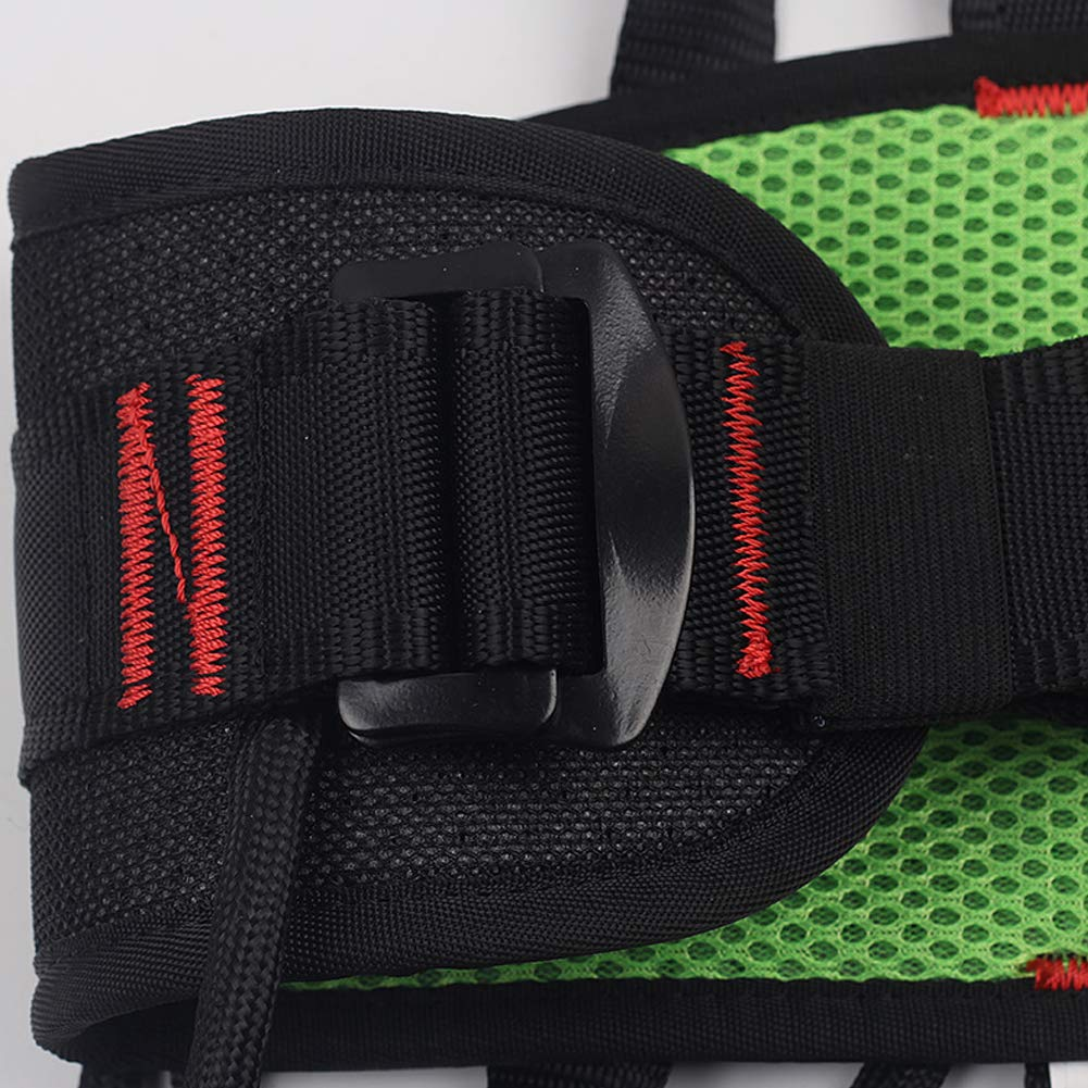 Downhill Climbing Cavern Lower Body Belt Belt Waist Leggings Aerial Work Half-Length seat Belt by HENRYY (Image #3)