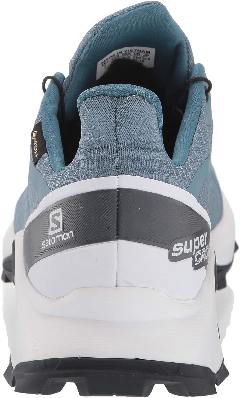 Salomon Womens Supercross GTX Trail Running Shoes