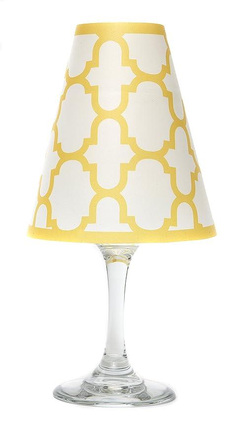 di Potter La Mesa LT - Pantalla para lámpara para Copa de Vino ...