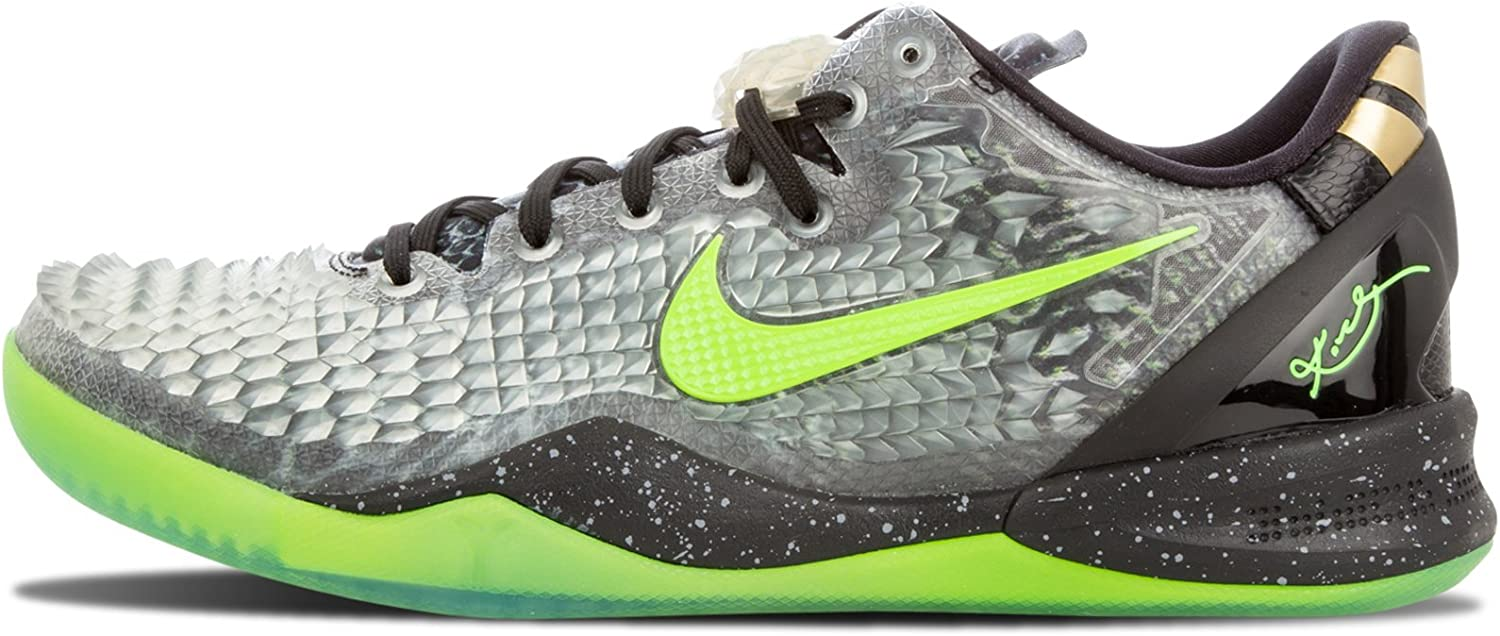 Nike Mens Kobe 8 System SS Christmas Synthetic Basketball Shoes