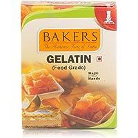Bakers Gelatin- 50g Carton