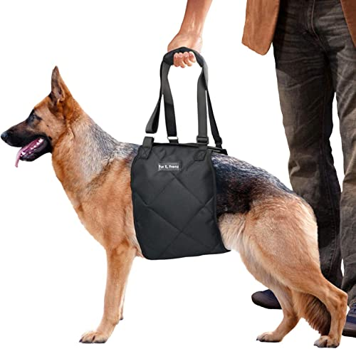 Dog-Lift-Harness-Sling- -Acl-Brace-For-Rear-Leg-Support-Of-Xl-Old-Dogs