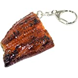 食品サンプルキーホルダー 食べちゃいそうな鰻蒲焼き 117OK