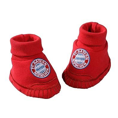 timeless design 5e75d 2f24d 15959 FC Bayern München Baby Schuhe 'Logo'