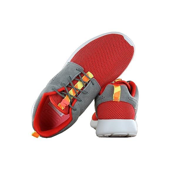 rtffx Nike Roshe Run Red Mens Trainers Size 6.5 UK: Amazon.co.uk: Shoes