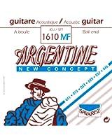 Savarez 1610MF Argentine 11-46 Ball Ended Acoustic Guitar String Set