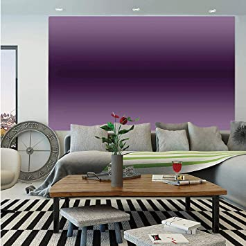 Amazon.com: SoSung Ombre Removable Wall Mural,Hollywood Glam ...