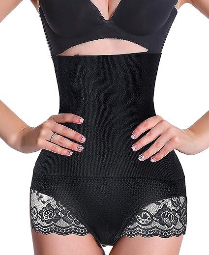 2307f7cdb5 Jason Helen Women Body Shaper High Waist Butt Lifter Tummy Control Panty Slim  Waist Trainer