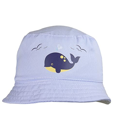 235adcae4 BabyPrem Baby Boy's Whale Bucket Hat: Amazon.ca: Clothing & Accessories