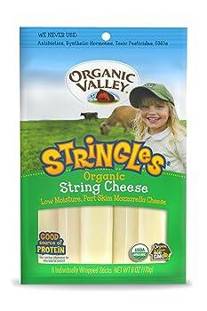 Organic Valley 6 oz String Cheese