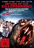 Return of the Killershrews - Angriff der Riesenratten - Uncut