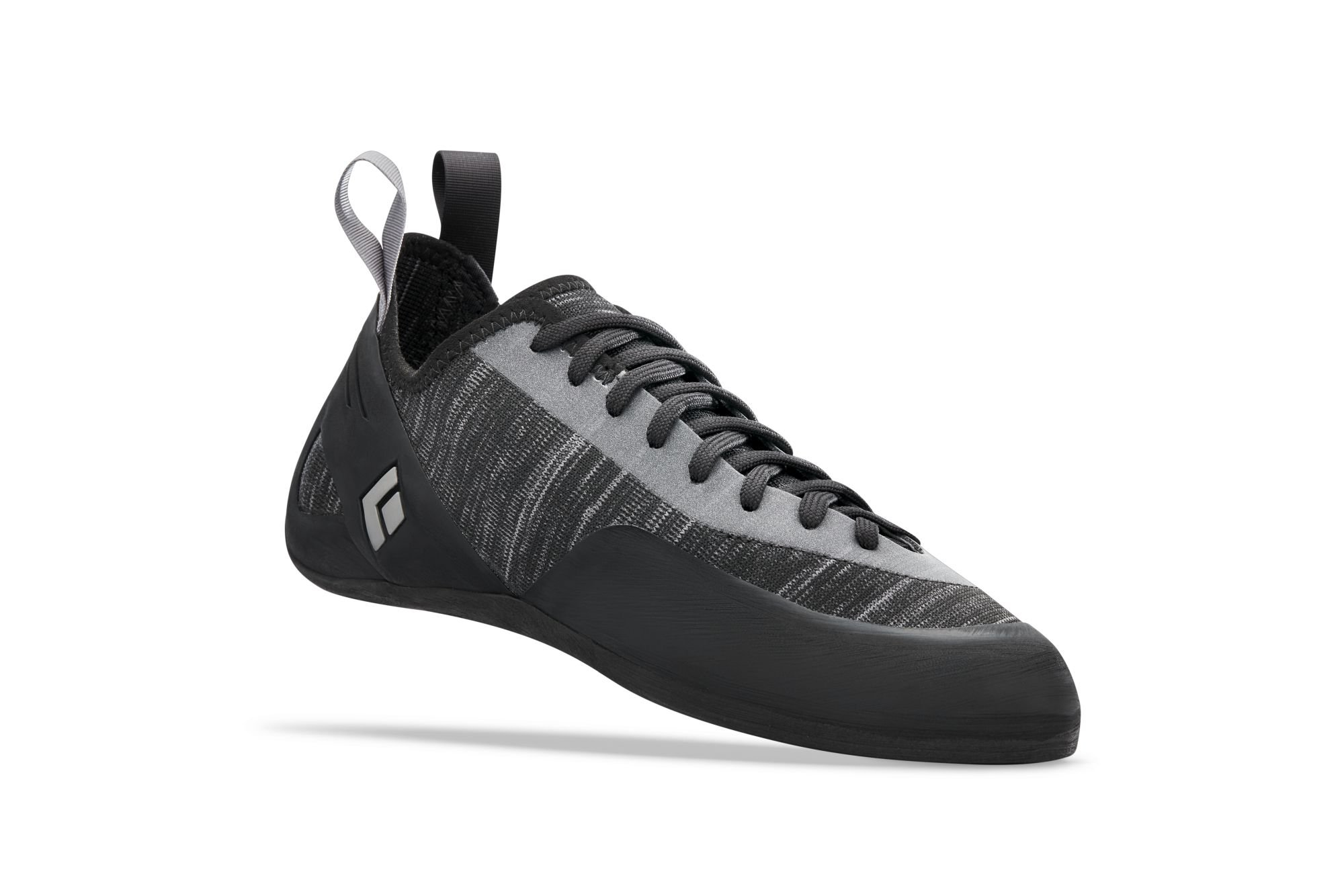 Black Diamond Momentum Lace Climbing Shoe - Men's Ash 13 by Black Diamond