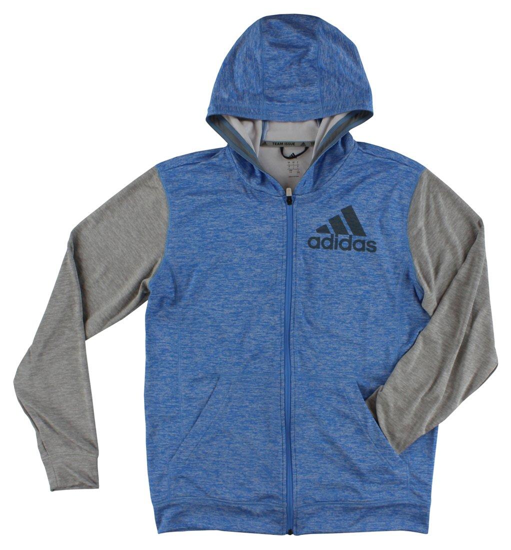 adidas Performance Men's Team Issue Full-Zip Hoodie AA0710