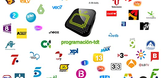 Amazon.com: Programacion TDT: Appstore for Android