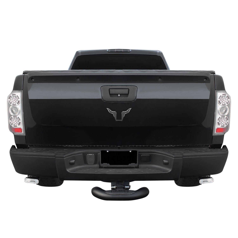 Bully BBS-1102 Black Bull Series Heavy-Duty Truck SUV Hitch Step