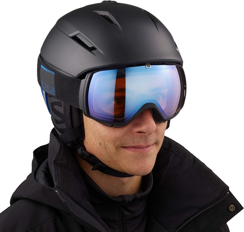 SALOMON Pioneer C.air Casques de Ski Homme